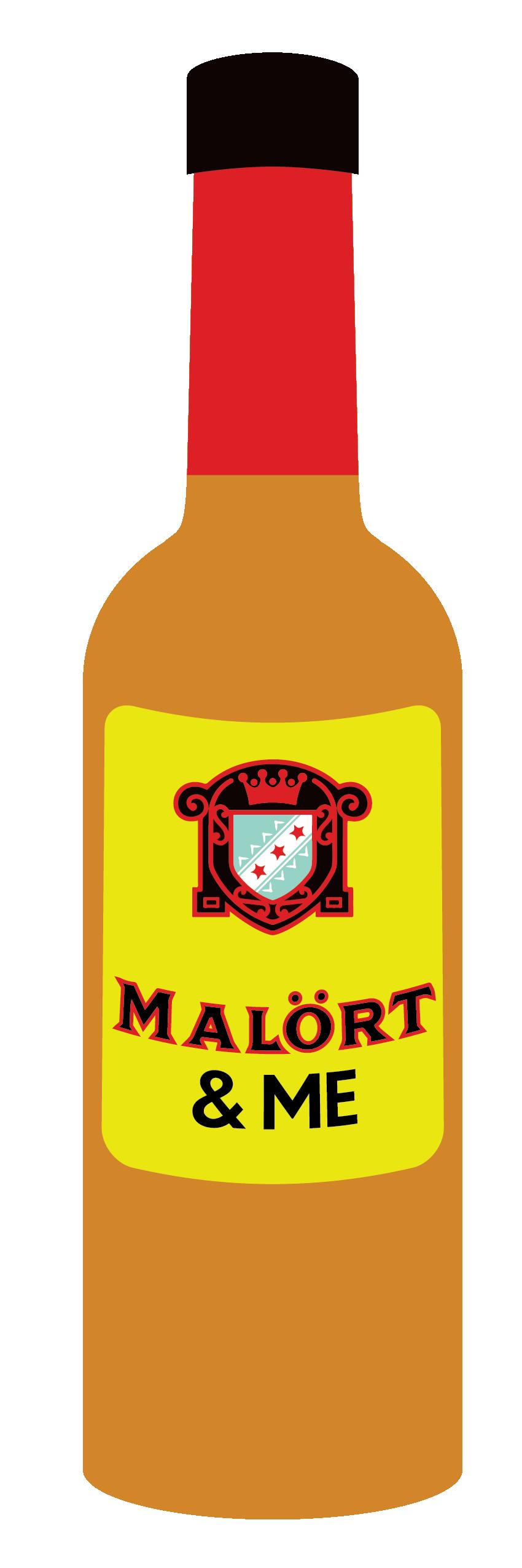 a bottle of Malört