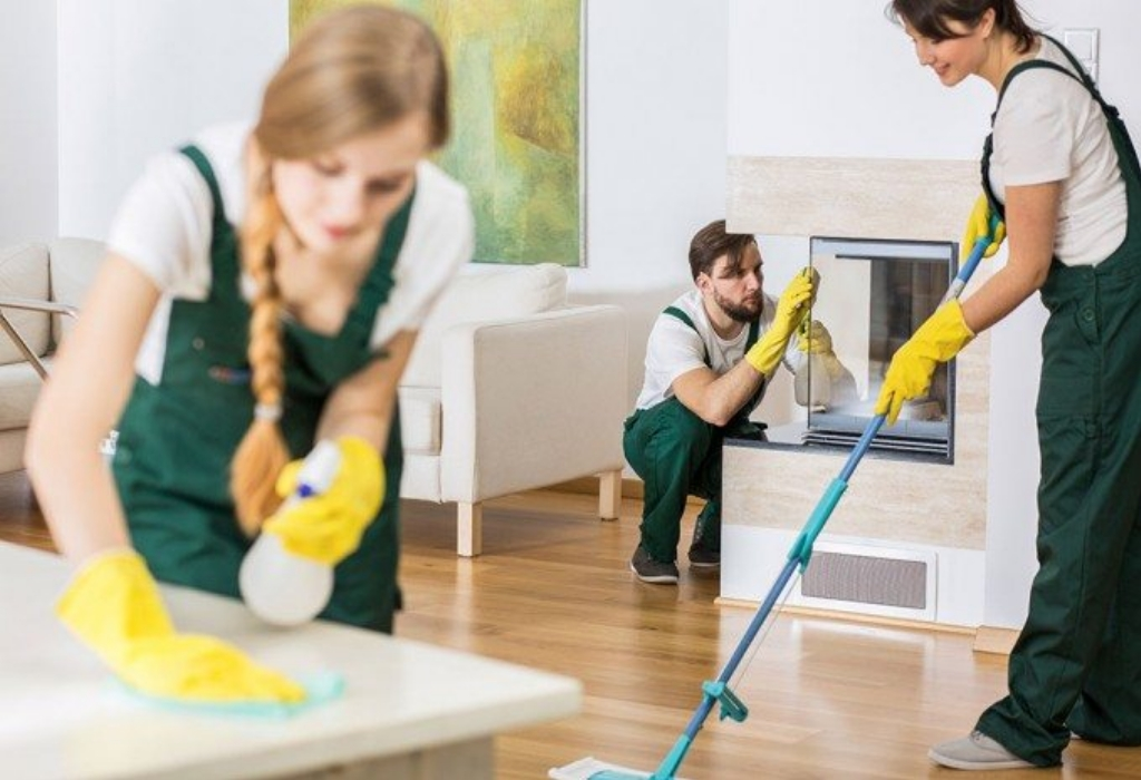A Straightforward Trick For House Cleaning Unveiled