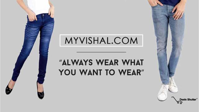 MyVishal Promo Code