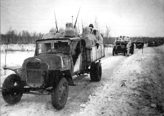GAZ MM 1942
