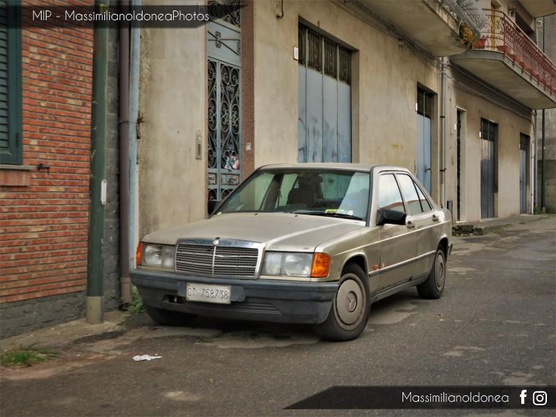 avvistamenti auto storiche - Pagina 21 Mercedes-W201-200-D-2-0-72cv-87-CT758738-798-645-26-6-2018
