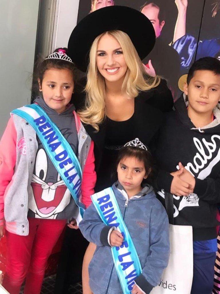 Sufrió bullying por sobrepeso y lucha por romper los estereotipos de belleza: quién es la Miss Universo Argentina 2020 V5-YWWDPCVRHK7-FCYDPH2-TBI4-PA