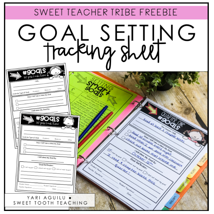 Goal Setting Tracker