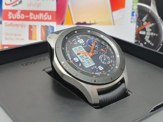 Sell] #Samsung Galaxy Watch #46mm #ศูนไทยยกกล่อง #สภาพนางฟ้า