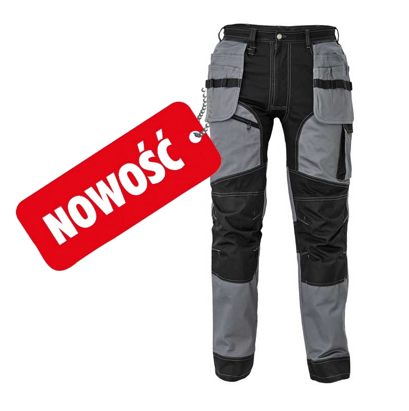 Spodnie robocze Cerva Keilor do pasa