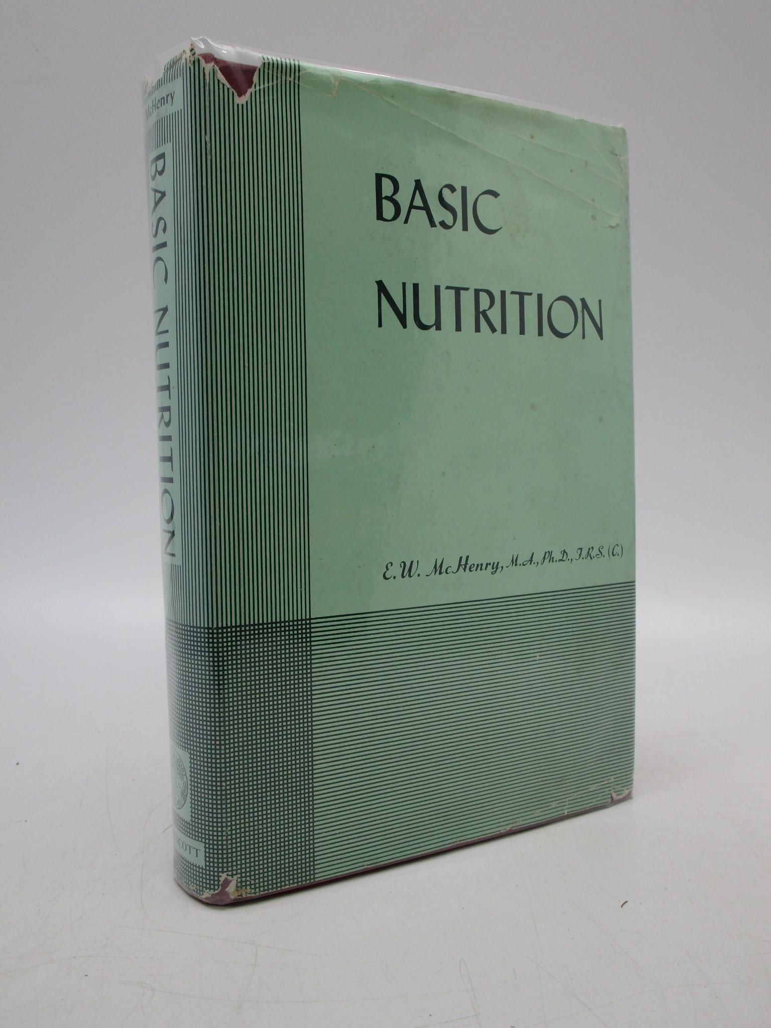 Image for Basic Nutrition