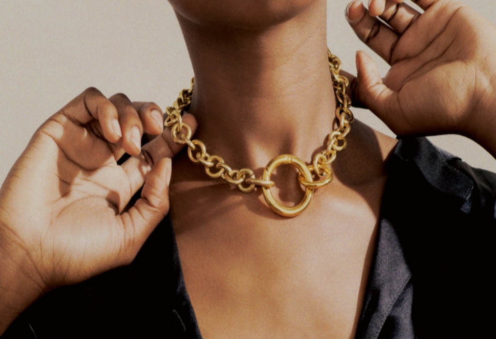 Handmade Necklace Jewelry Design