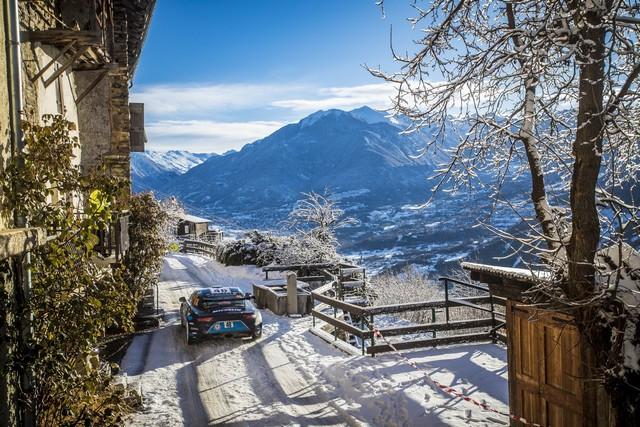 Alpine réussit son retour au Monte-Carlo 2021-Rallye-de-Monte-Carlo-2