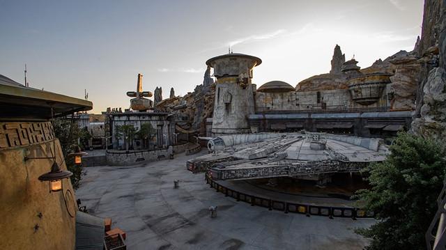 [Disneyland Park] Star Wars: Galaxy's Edge (31 mai 2019) XXX64