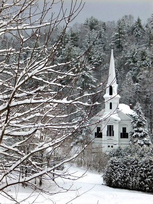 winter-steeple-church