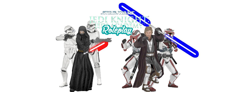Jedi Knight III: Jedi Academy Roleplay