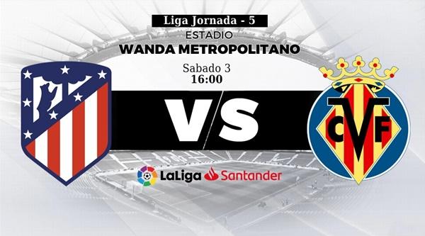 Ver Futbol Online Atlético de Madrid - Villarreal