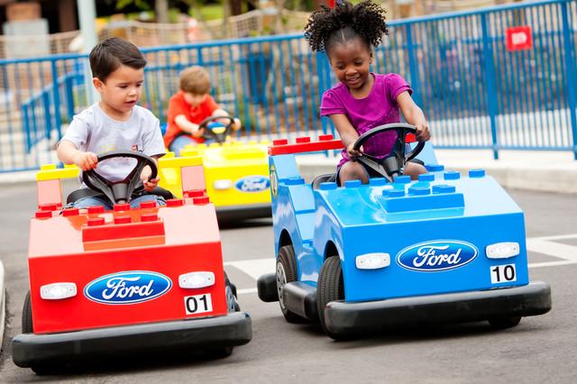 Legoland Florida Driving License