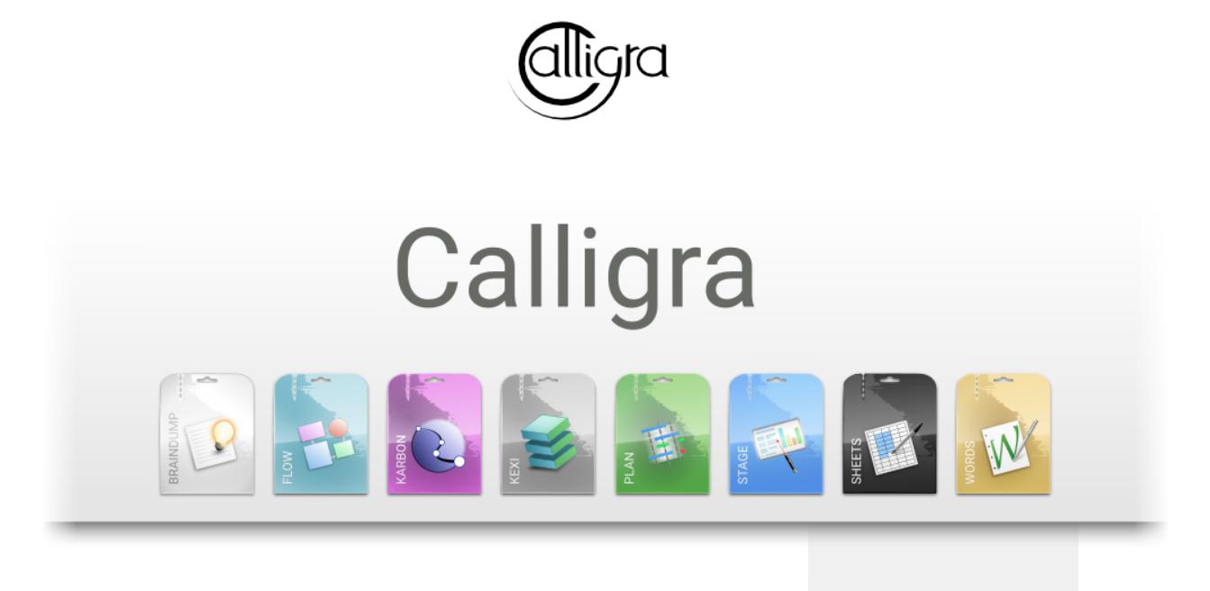 Calligra Suite, una buena opción a Youtube