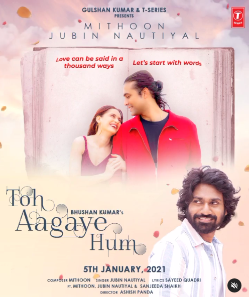 Toh Aa Gaye Hum By Jubin Nautiyal Official Music Video (2021) HD