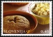 Slovenia stamps GASTRO-2008-2
