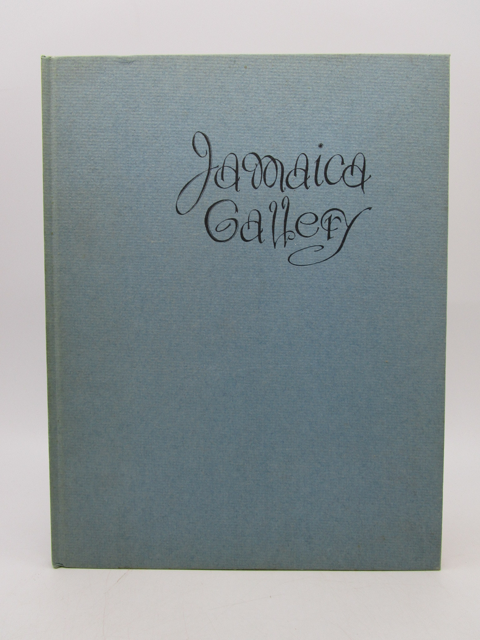 Image for Jamaica Gallery (Signed First Edition)