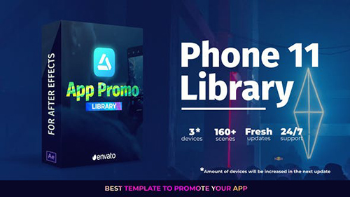 App Promo - Phone 12 25181924 - Project for After Effects (Videohive)