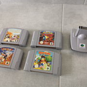 [VDS] AJOUT d'un lot N64, pokemon , star wars, mario 007, super mario 64 boxed + des boites et notices IMG-20190609-111559