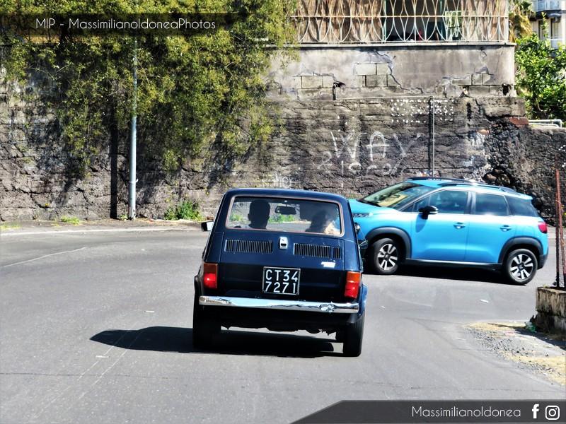 avvistamenti auto storiche - Pagina 13 Fiat-126-600-74-CT347271-3
