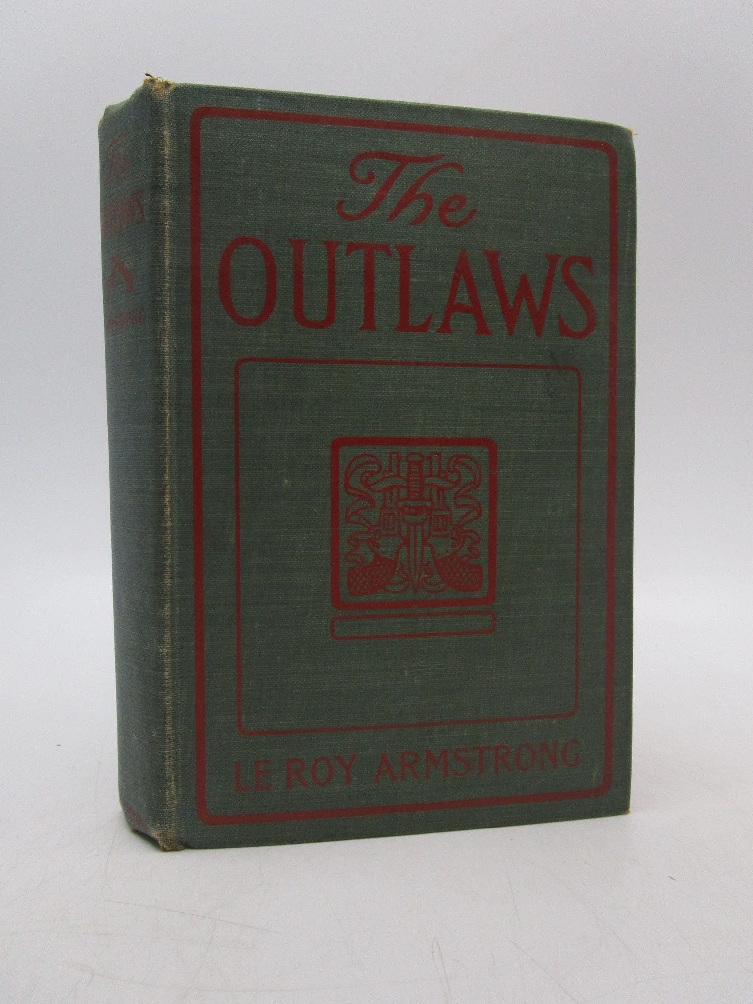 Image for The Outlaws: A Story of The Building of The West