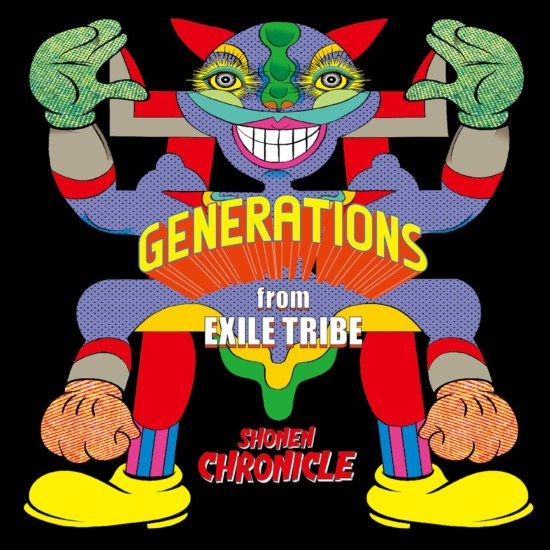 [Album] GENERATIONS from EXILE TRIBE – SHONEN CHRONICLE