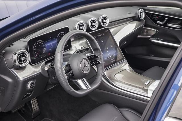 2021 - [Mercedes-Benz] Classe C [W206] - Page 17 6597-B3-C0-7-CA0-4242-BCD6-D4-EF2677-B4-ED