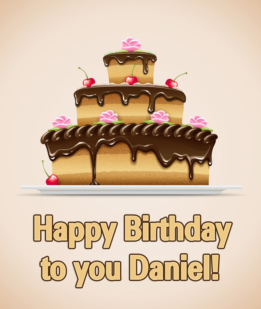 sweet-chocolate-cake-for-birthday-Vector-illustration-isolated-on-white-background-EPS10-Transparent