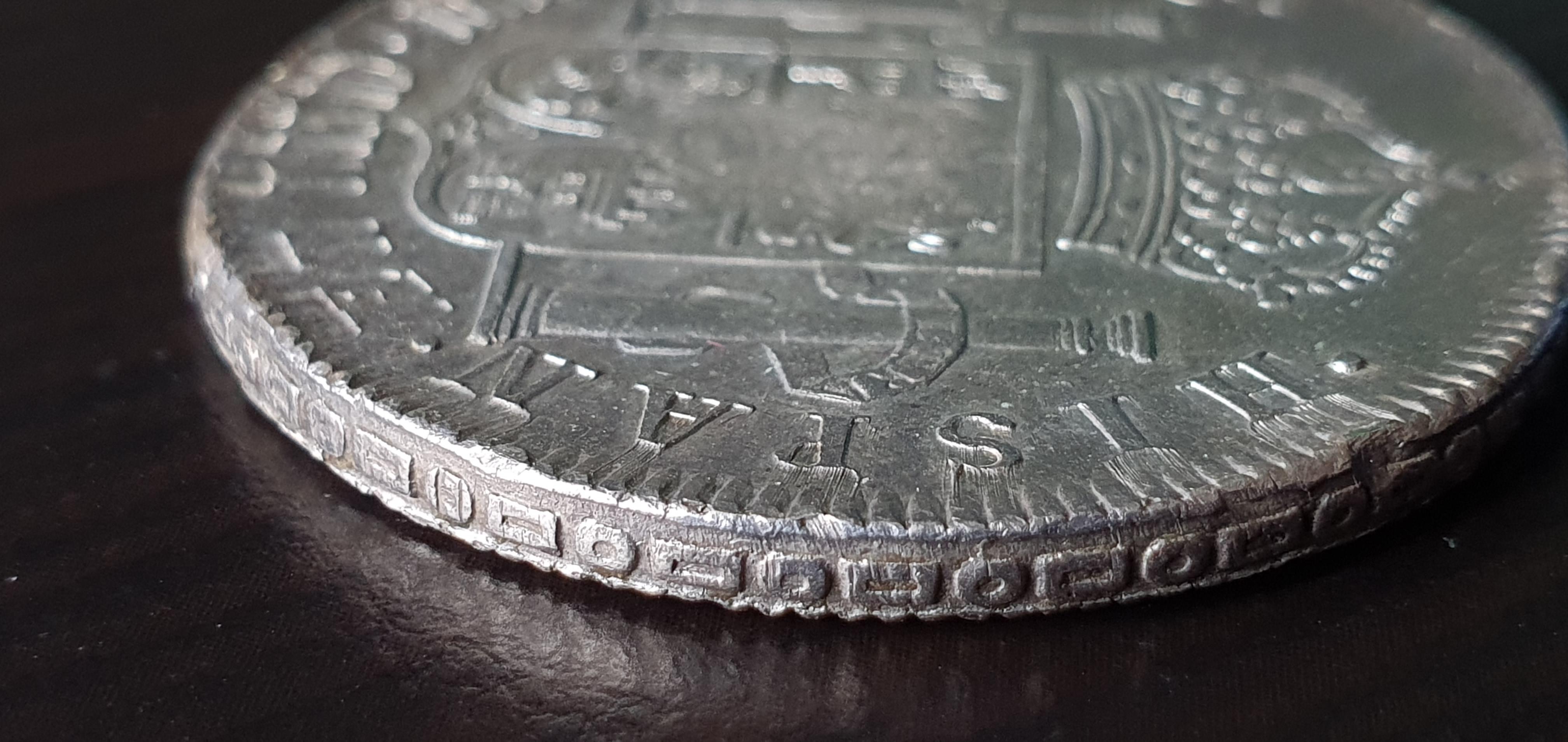 8 Reales Fernando VII 1821 Zacatecas 20201114-163211