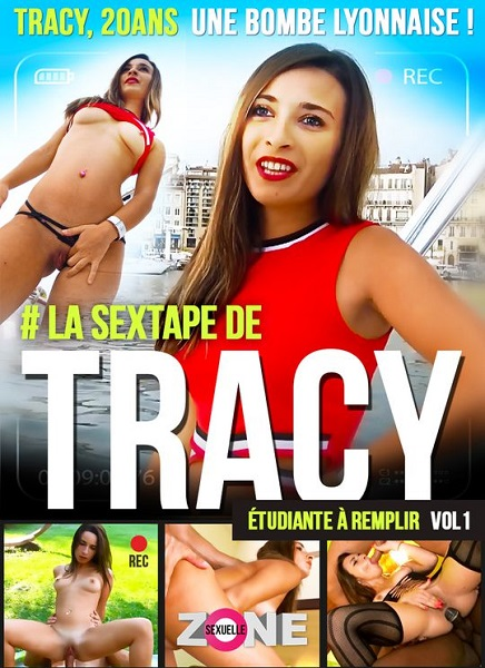Сексловушка для Траси - Начинка студента 1 / La sextape de Tracy - L'etudiante a remplir vol.1 (2018) WEB-DL 720p