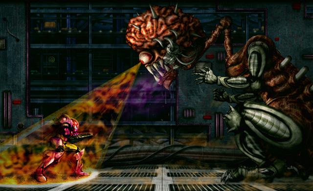 Venez partager vos musiques de jeux préférées (hors Neo Geo) - Page 6 Metroid