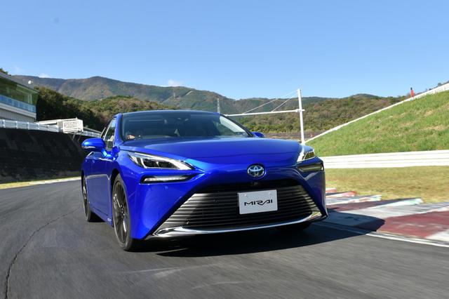2020 - [Toyota] Mirai II - Page 2 316-B6297-0845-43-C6-9-E6-F-AC99-D4-F7-E6-E4