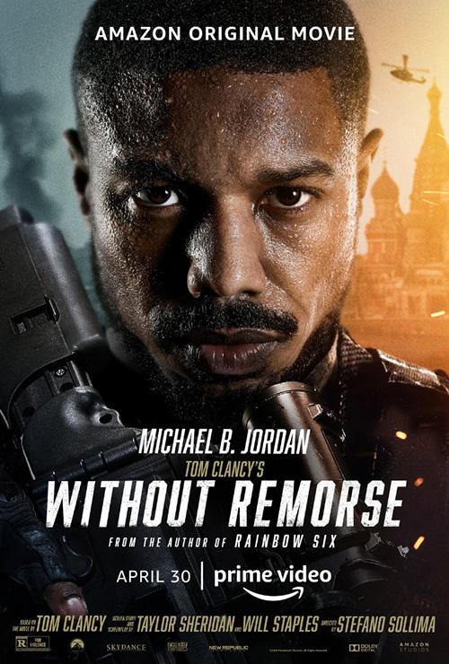 Tom Clancy'den Acımasız | Without Remorse | 2021 | m720p - m1080p | WEB-DL | Türkçe Altyazılı | Tek Link