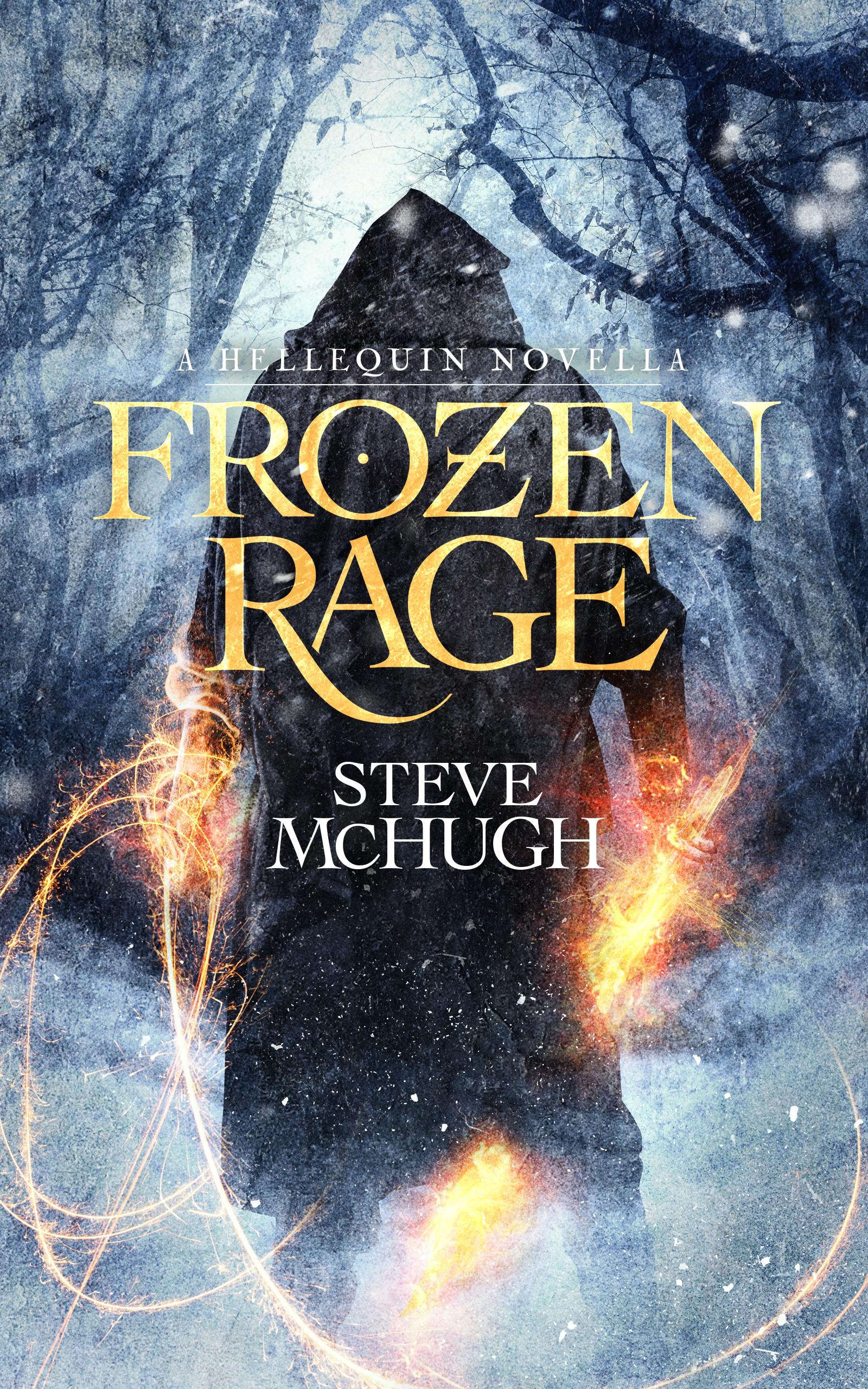 Frozen Rage cover