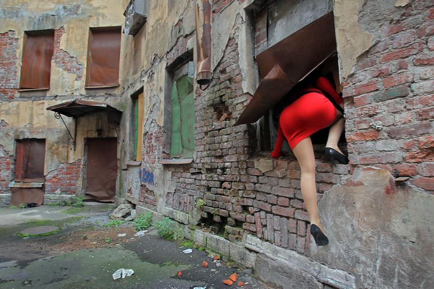 уличные фотографии Александра Петросяна 14