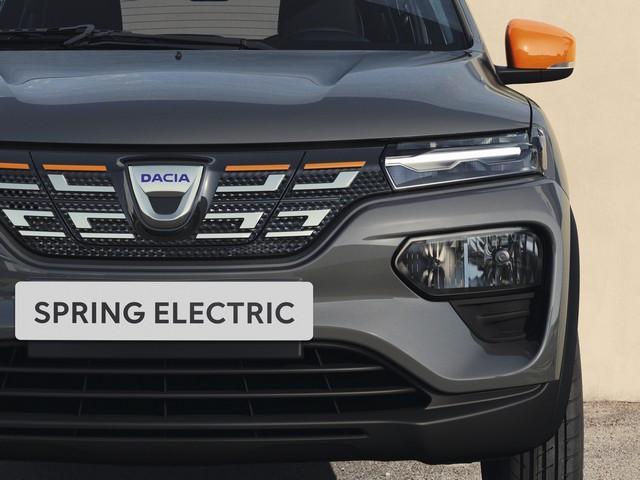 Nouvelle Dacia Spring Electric : La Révolution Électrique De Dacia 2020-Dacia-SPRING-7