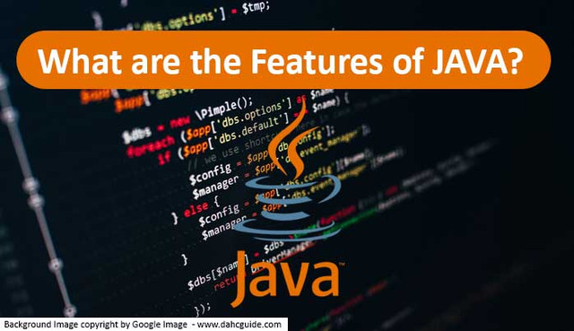 What-are-the-features-of-JAVA