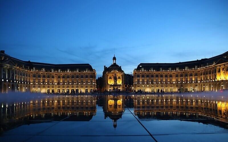 Bordeaux city photo