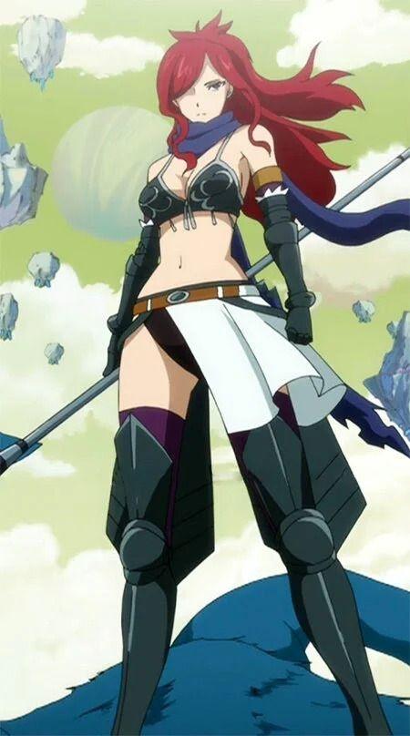 Erza-Knightwalker