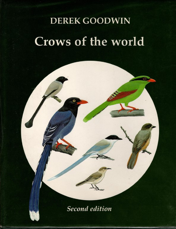 Crows of the world, Goodwin, Derek