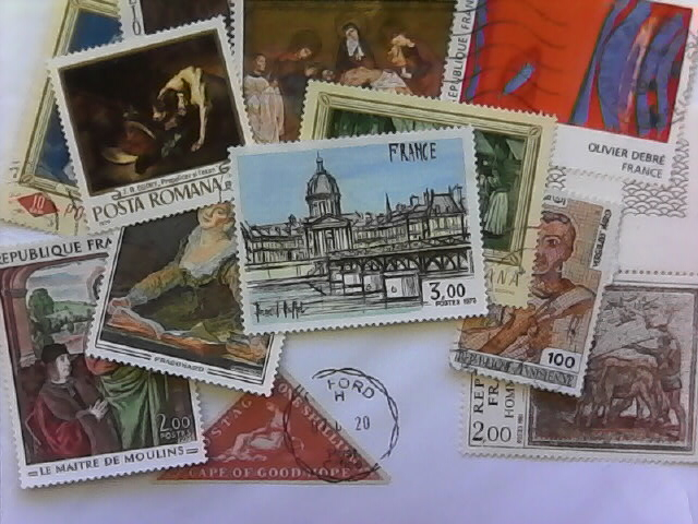art-stamps