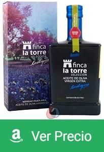 Aceite de oliva Virgen Extra Hojiblanca, AOVE Hojiblanca, finca La Torre, aceite hojiblnaca premium