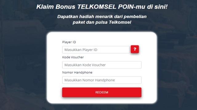 Redeem Upoint Telkomsel Dengan Mudah, Begini Caranya