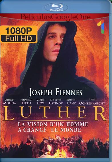 Lutero (Luther) (2003) [1080p HD BRip] [Latino-Inglés] [GoogleDrive] – Wolf Levine