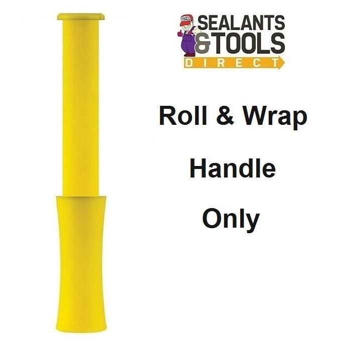 Roll & Wrap Mini Hand Stretch Wrap Despenser Handle