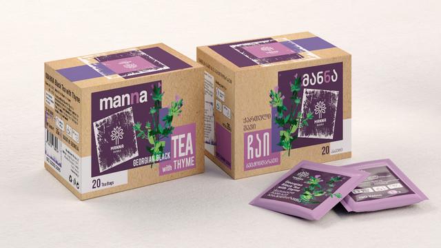 შავი ჩაი ბეგქონდარით 20 პაკეტი-20 packets of black tea with begondar