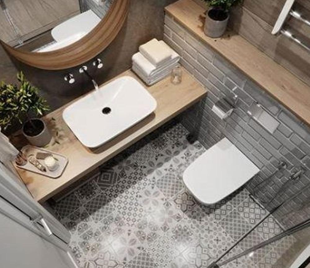 57+ Trendy Bathroom Spa Diy Vanities #diy #bathroom