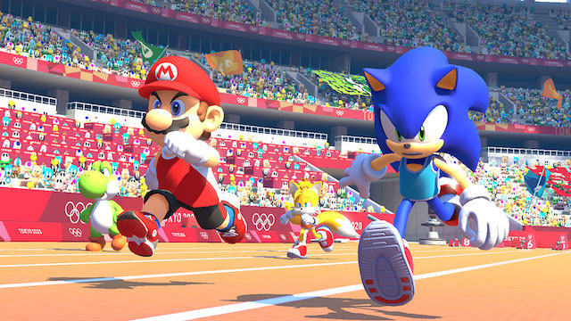 Dream Events Revealed In New Trailer For MARIO & SONIC AT THE TOKYO 2020 OLYMPIC GAMES