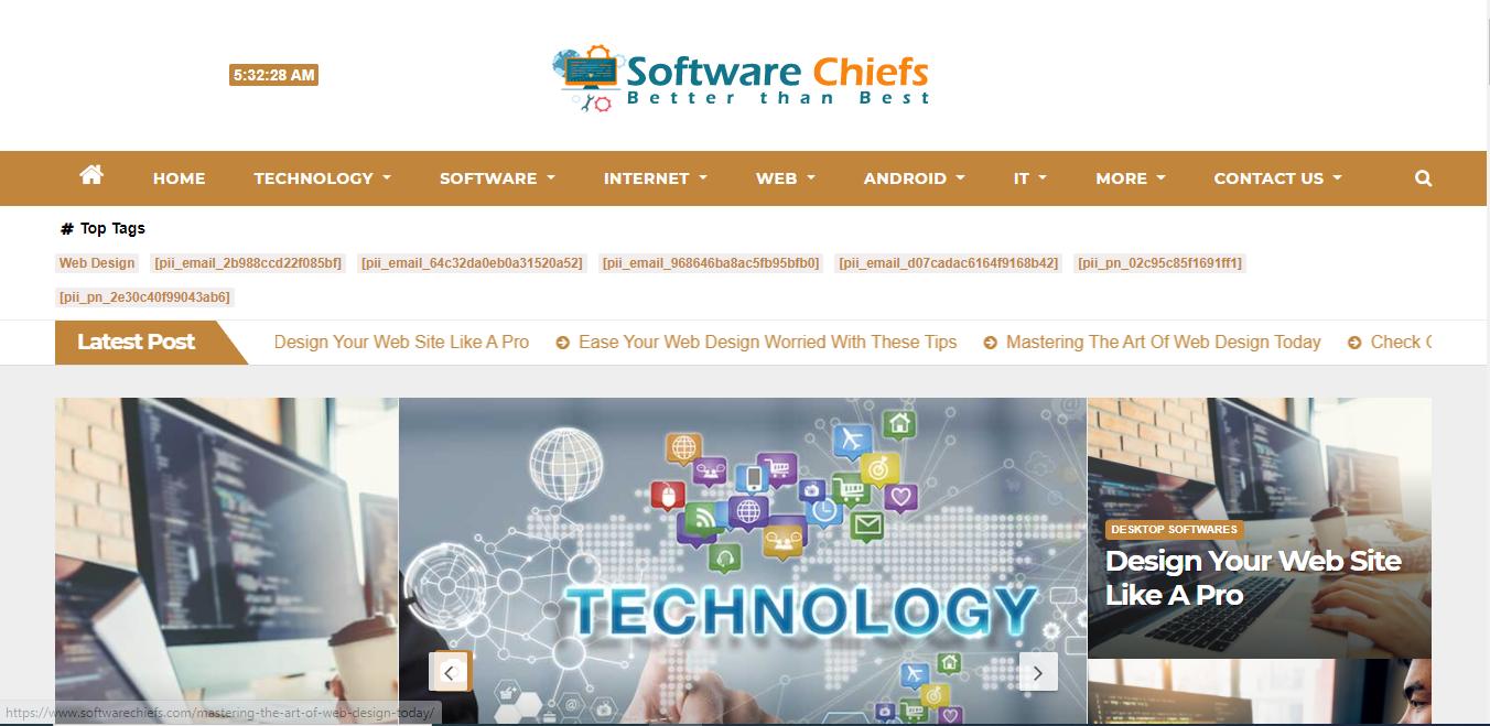 softwarechiefs