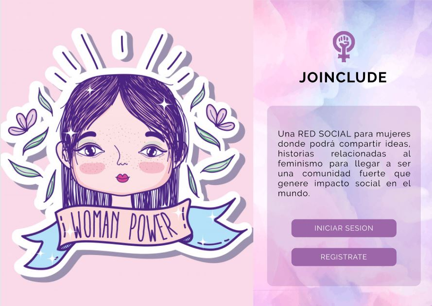 Social Network - JoinClude